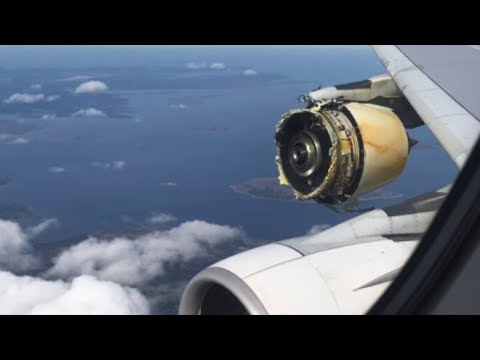 Big Rig - An Exploding Engine, Near Crashes & Wingmen Flying Next To Jumbo Jets
