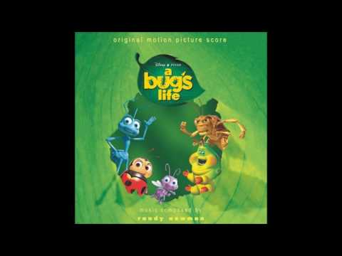 A Bug's Life (Soundtrack) - The Ants (A Leaf Falls)
