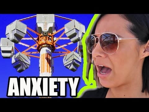 ODM - My Wife Doesn't Do Well With Scary Rides - PANIC ATTACK!!