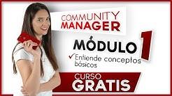 Curso De Community Manager gratis 2019 ✅ Módulo 1