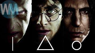 Топ 10 Сумасшедших Деталей в Гарри Поттере, Которые Вы Могли Упустить