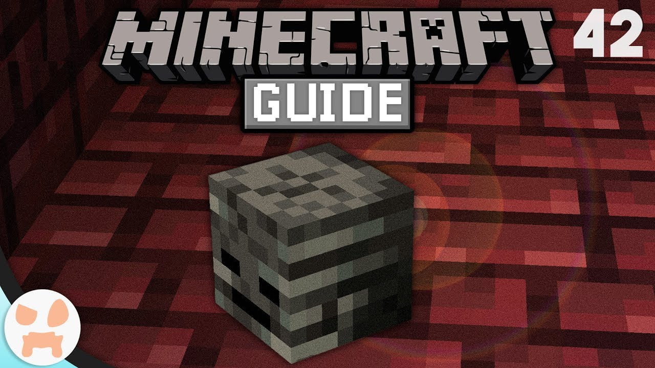 How to FIND WITHER SKULLS! | The Minecraft Guide – Minecraft 1.14.3 Lets Play Episode 42