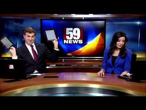 "News Anchor ""Where they at doe?"" Music Video"