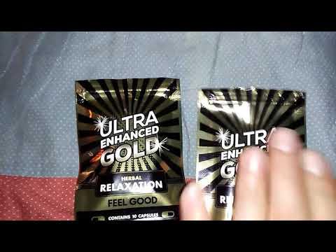 Ultra Enhanced Kratom Gold diff sizes?