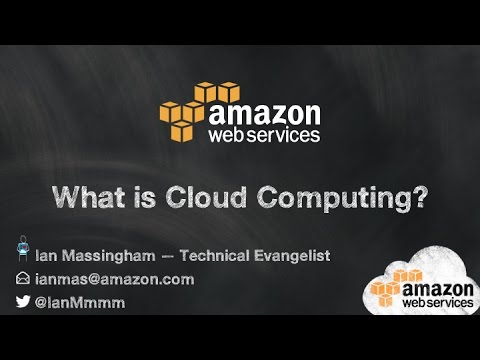 What is Cloud Computing with AWS?