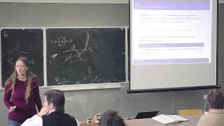 Эллиптические кривые и функциональные уравнения. Елена Нетай.