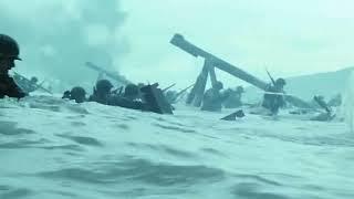 Er Ryanı Kurtarmak, Normandiya Çıkarması, Omaha sahili Part 1