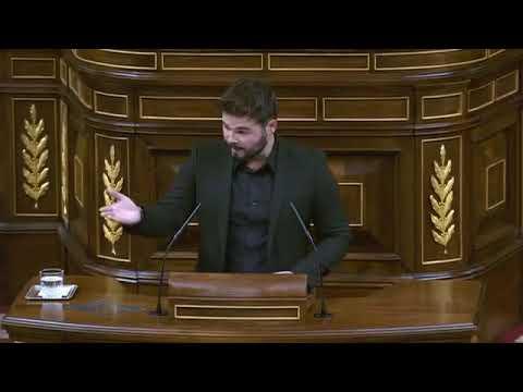 GABREL RUFIÁN ERC Y PABLO IGLESIAS