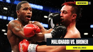 FULL FIGHT | Paulie Malignaggi vs. Adrien Broner (DAZN REWIND)