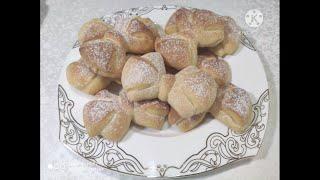 #булочки #выпечка #рецепты #к чаю #сладкое