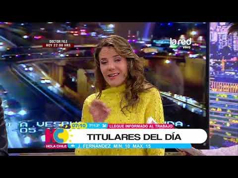Hola Chile Programa Completo Jueves 31 de Mayo 2018
