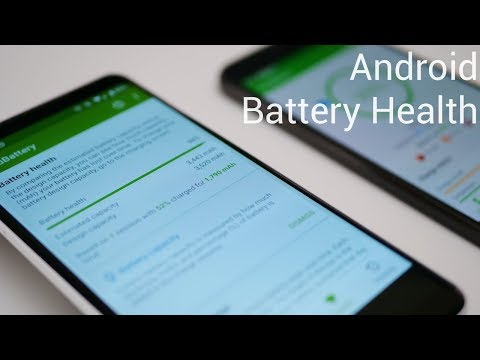 How To See Android Battery Health Percentage