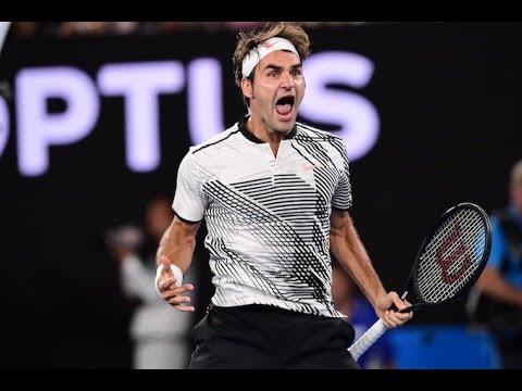Roger Federer- All 18 Grand Slams Championship Matchs Points