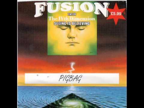 Pigbag Live @ Fusion The Fourth Dimension 26th November 1994