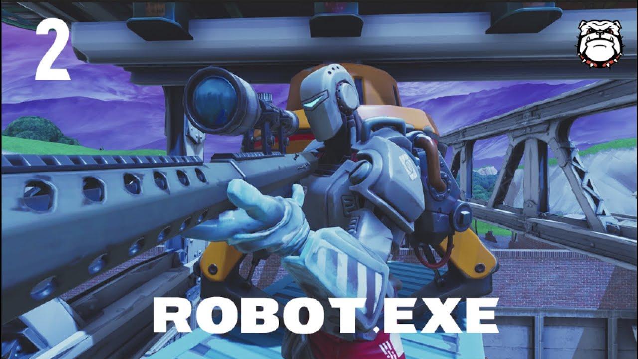 robot exe youtubeRbot.exe #19