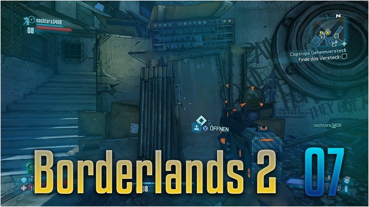 Borderlands 2 multiplayer