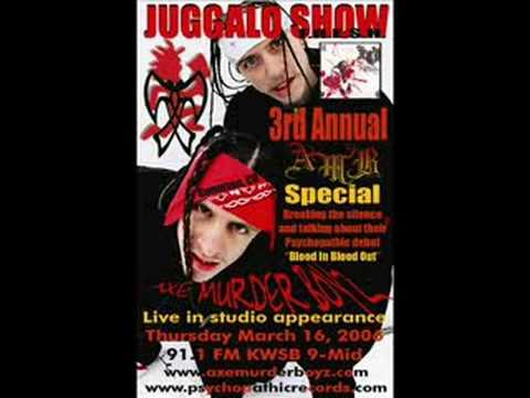 Juggalo Show interview with Axe Murder Boyz Part 1