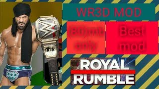 [80mb] wr3d royal rumble mod for android || download
