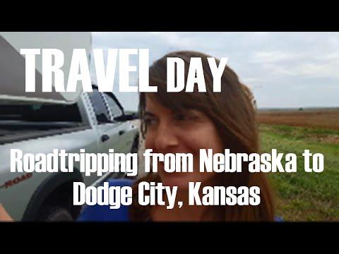 Travel Day - Nebraska to Kansas