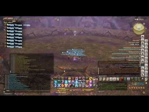 Blm lalafells take on moogle king