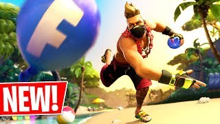 ULTIMATE WATER BALLOON FIGHT! (Fortnite Battle Royale)