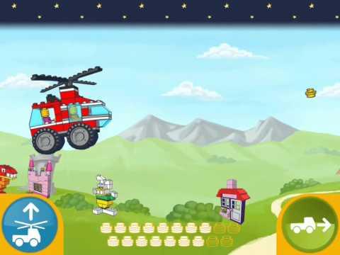 Игры Лего Сити - играть бесплатно, онлайн