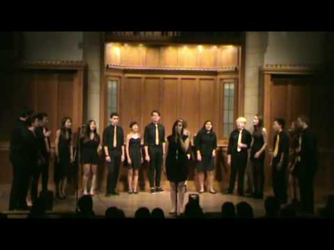 Will the Circle Be Unbroken - Yale Pitches & Tones