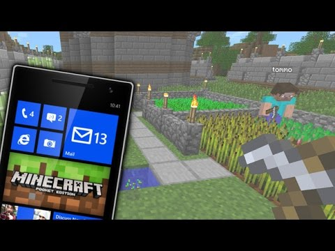 Minecraft for Windows 10 Mobile