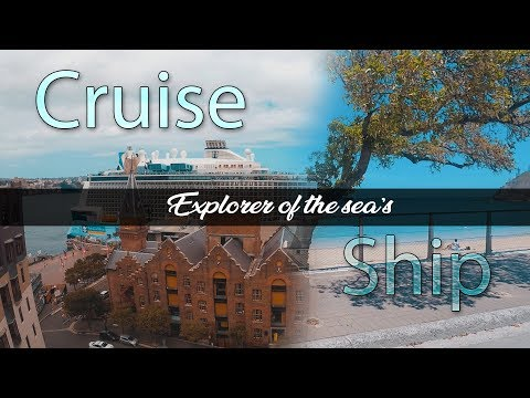 Explorer of the sea's Cruise trip! || SOUTH PACIFIC ISLANDS || 8 DAYS || Straya