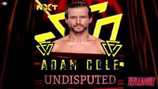 WWE NXT: Undisputed (Adam Cole) + AE (Arena Effect) [1]