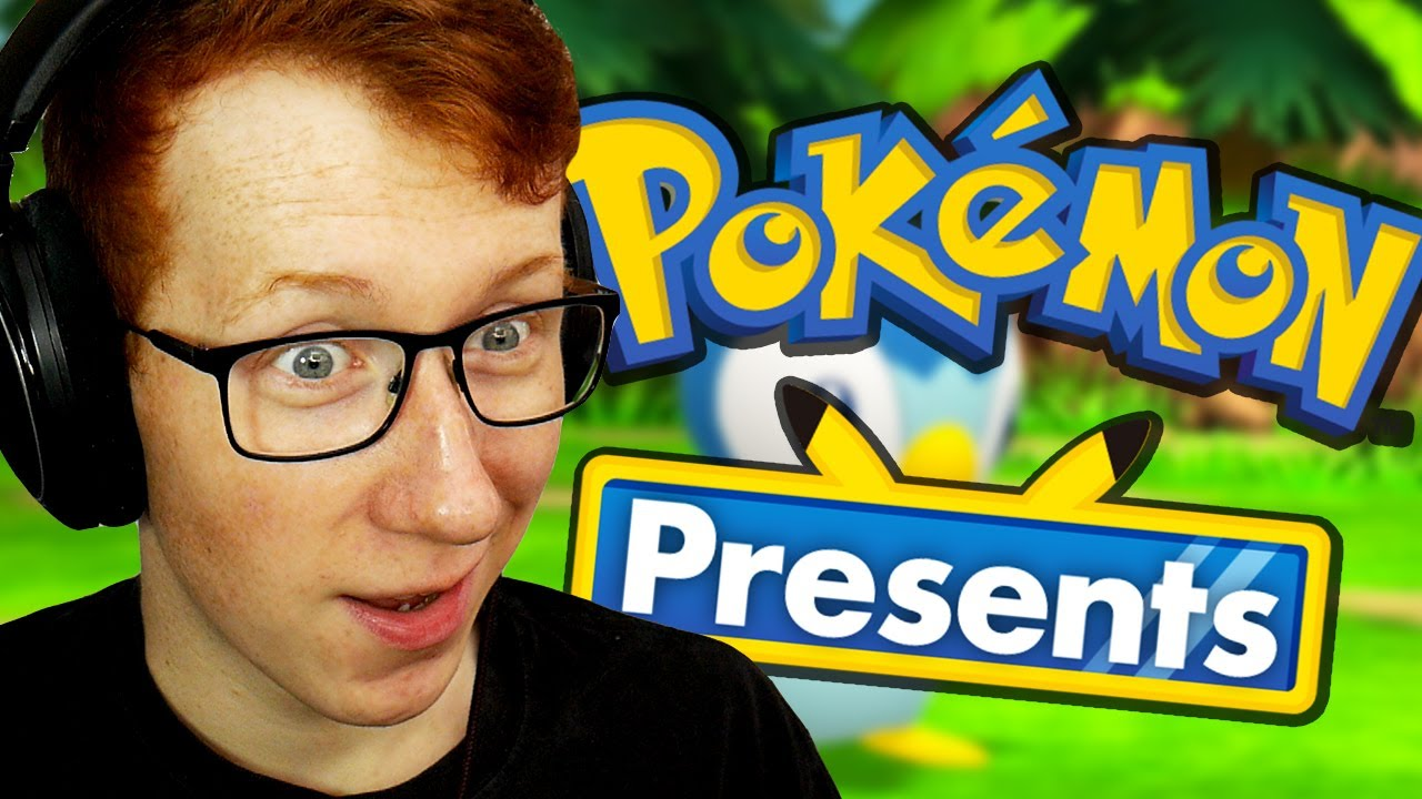 Download Patterrz Reacts to Pokemon Presents!