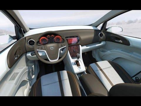 2017 opel meriva youtube 2017 opel meriva new car show sciox Image collections
