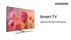Samsung Smart TV: Tipps zur WLAN-Verbindung