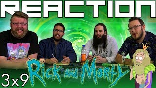 """Rick and Morty 3x9 REACTION!! """"The ABC's of Beth"""""""