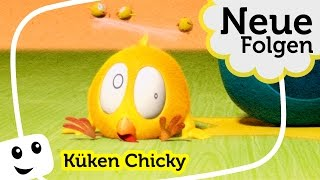 Gambar cover Where is Chicky? Neue Folgen - lustiger Cartoon deutsch -  Wo ist Küken Chicky?  humor comedy