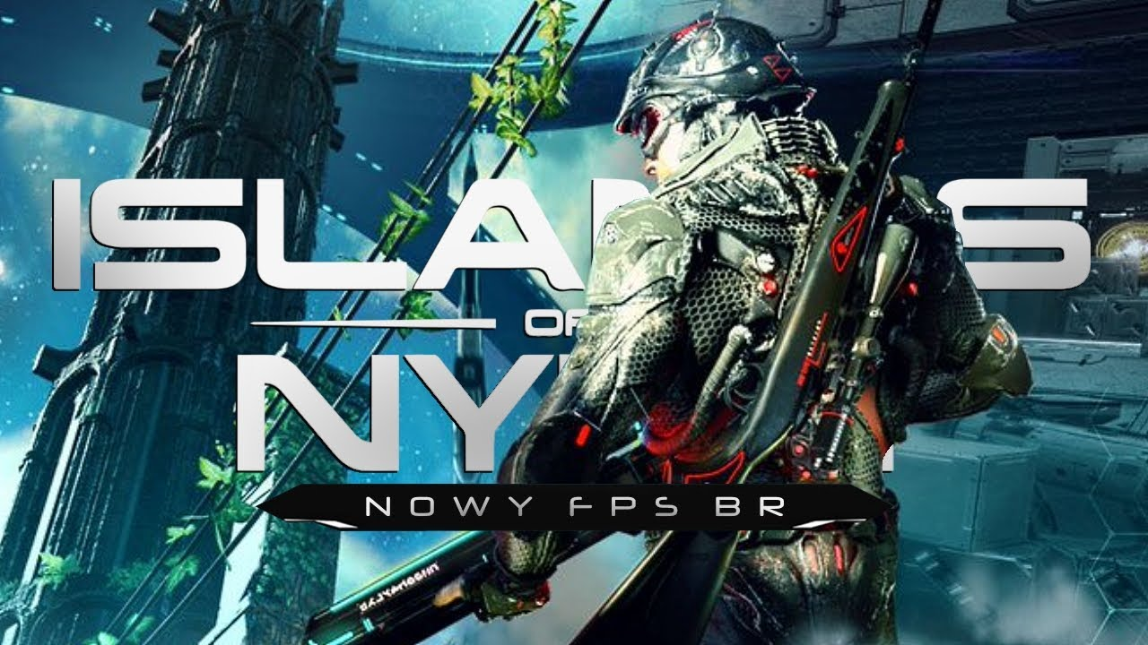 Islands of Nyne (PL) #1 – Nowy FPS Battle Royale (Gameplay PL)