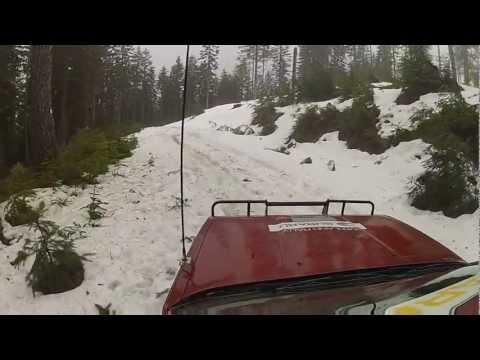 Nehalem Oregon Adventure 2013 with Subaru Loyale