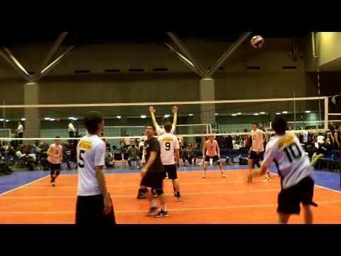 Volleyball St Louis Ultimate 18 Gold M7 Cincinnati Attack 18 Black G1