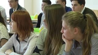 2017-04-05 г. Брест. «Молочная академия» от «Савушкина продукта». Телекомпания Буг-ТВ.