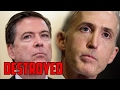 HOLY S**T! Trey Gowdy DROPS A BOMB ON James Comey!!!