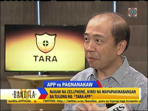WATCH: Pinoy Anti-theft App For Mobile Phones