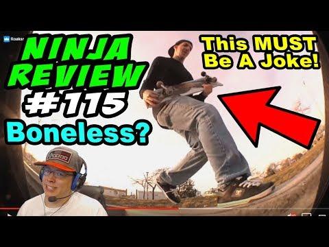 Ninja Review #115: BONELESS TRICKS AREN'T TRICKS