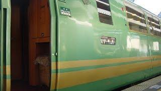 JR九州 久大本線 日田→豊後森 キハ70 2  特急「ゆふいんの森3号」 キハ71系 7003D