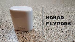 Розпакування Honor Flypods (Huawei Freebuds 2). Порівняння з Meizu POP. Розіграш