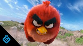 The Angry Birds Movie's Co-Directors On Game Animation And Movie Adaptations