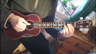 Here There and Everywhere  - Ukulele Solo