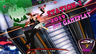 S4 League [S4Remnants] 2v2 GamePlay  ⛄  | Station-2 - SqLarge *