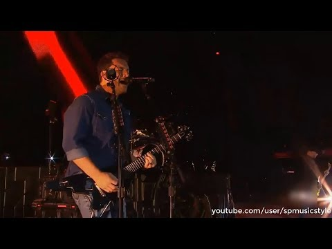 Nickelback - Feed the Machine - AXS TV 'Red Rocks Amphitheatre' 2017