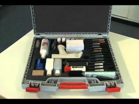 Akemi Akelux 2000 Stone Repair Kit Introduction