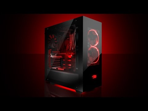 iBUYPOWER Element - Tempered Glass Gaming PC